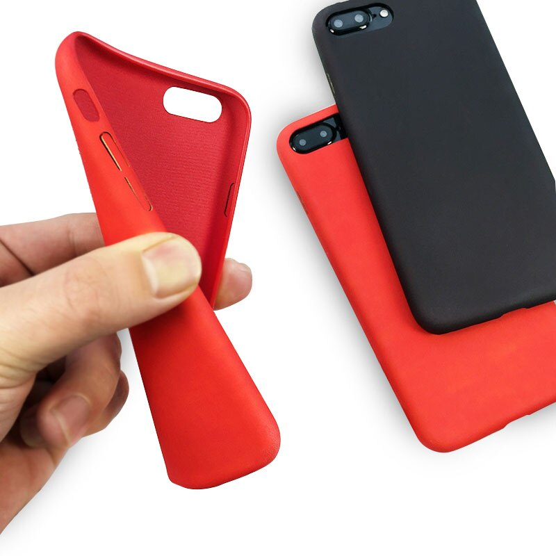 Thermal Sensitive Soft Case for iPhone